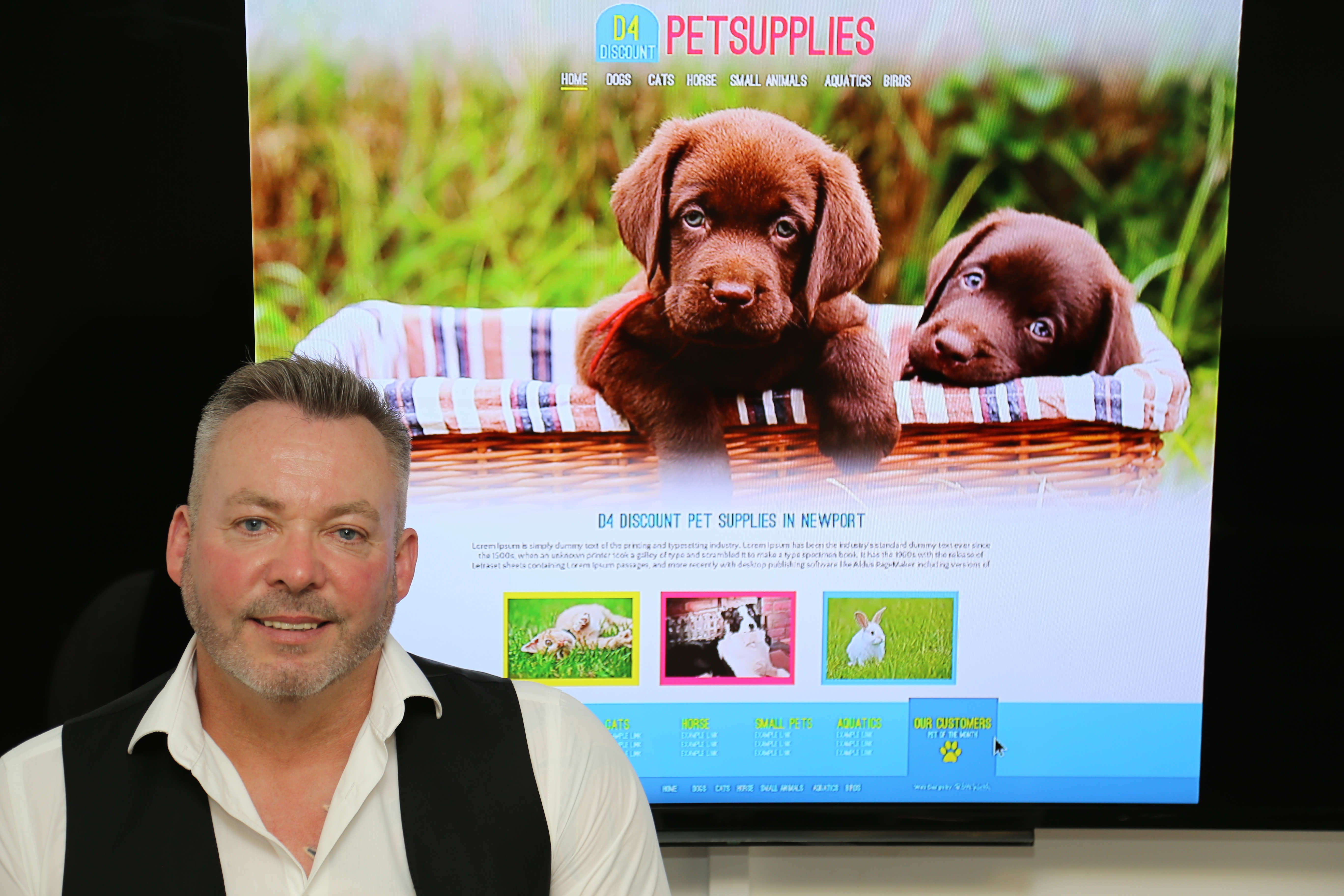 Pet Supplies Business Opens In Newport - Compass Media