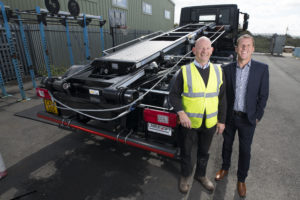 £1M deal a success as CableLift proves an early hit