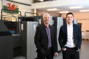 Printing firm makes £1m investment in tech in its 29th year