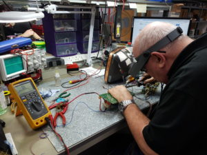Welsh electronic repair company looks forward to continued growth