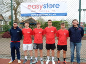 Easystore backs one of the UK's top tennis clubs