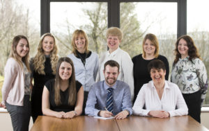 Accountancy firm on cloud nine as new recruits bolster the team
