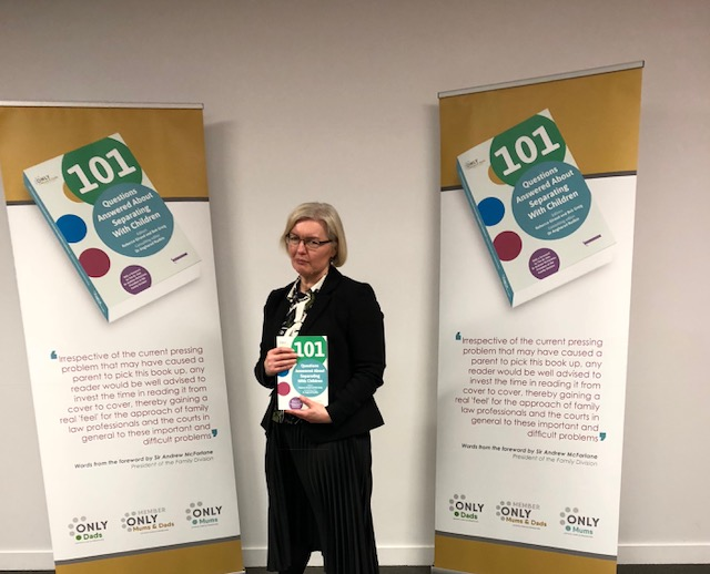 A Cardiff solicitor is celebrating becoming a published author